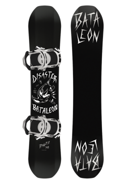 Zestaw Switchback & Bataleon W18 DISASTER 155